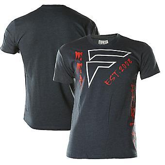 """Forza Sports """"Signature"""" MMA T-Shirt - Midnight Navy"""