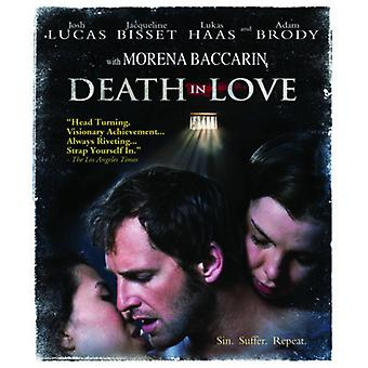 Dood in liefde [Blu-ray] USA import