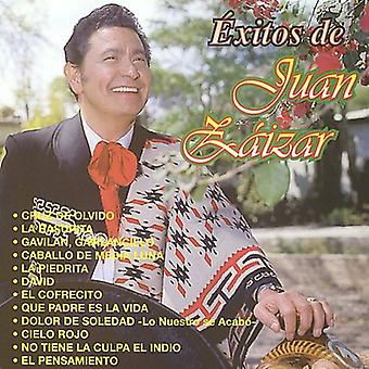 Juan Zaizar - Exitos De Juan Zaizar [CD] USA import