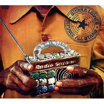 Sierra Leone's Refugee All Stars - Radio Salone [CD] USA import