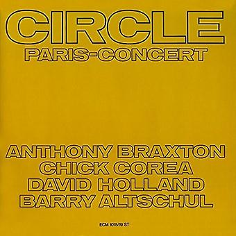 Circle (Corea/Braxto - Paris Concert (Vinyl [Vinyl] USA import