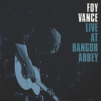 Foy Vance - Live at Bangor Abbey [Vinyl] USA import