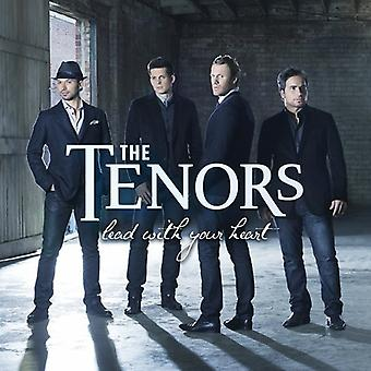 Tenors - Lead with Your Heart [CD] USA import