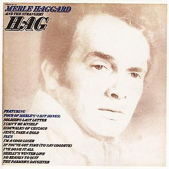 Merle Haggard - Hag/Someday We'Ll Look Back [CD] USA import