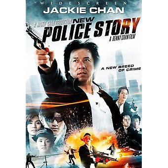 New Police Story [DVD] die USA importieren