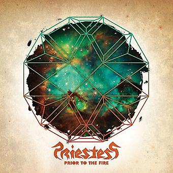 Priestess - Prior to the Fire [CD] USA import