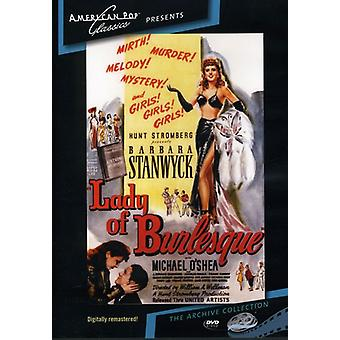 Lady of Burlesque (1943) [DVD] USA import