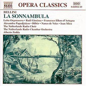 V. Bellini - Bellini: La Sonnambula [CD] USA import
