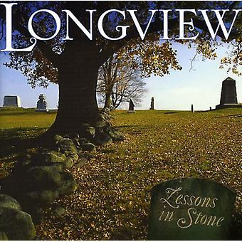 Longview - Lessons in Stone [CD] USA import