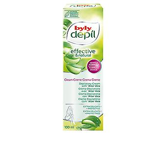 Byly Depil Crema Depilatoria Extra Delicada Aloe Vera 100 Ml For Men