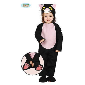 Katze Kostüm Mieze Katzenkostüm Kätzchen Baby