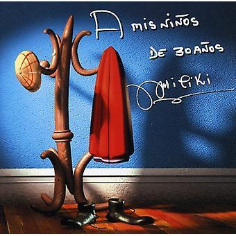 Miliki - Mis Ninos De 30 Anos [CD] USA import