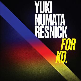 Bach, J.S. / Resnick - For Ko [CD] USA import