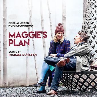Michael Rohatyn - Maggie's Plan / O.S.T. [CD] USA import