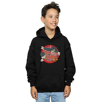 Tom And Jerry Boys Classic Catch Hoodie