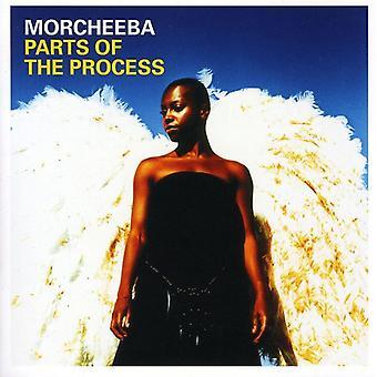 モーチーバ - プロセス [CD] USA 輸入部