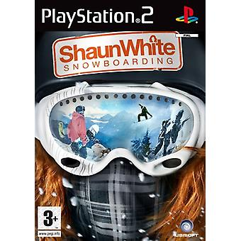 Shaun White Snowboarding (PS2) - Ny fabrik forseglet