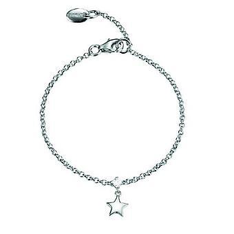 Esprit Kinder Armband Armkette Silber Stern ESBR91677A135