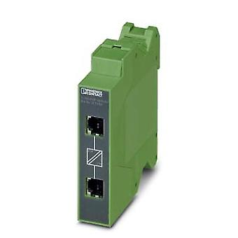 Phoenix Contact FL ISOLATOR 100-RJ/RJ Network isolator No. of Ethernet ports 1