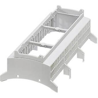 Phoenix Contact BC 161,6 OT U11 KMGY DIN rail casing (top) 89.7 x 161.6 x 62.2 Polycarbonate (PC) Light grey 1 pc(s)