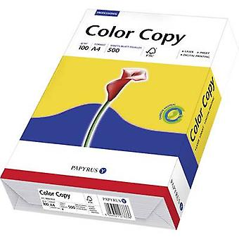 Papyrus farvekopi 88007859 Laserprinterpapir A4 100 g/m² 500 ark Hvid