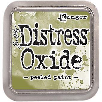 Oxydes de Tim Holtz Distress Ink Pad-pelées peinture