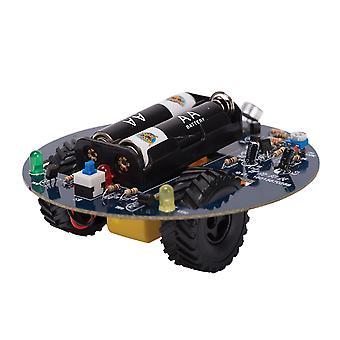Jeebies Heebie DIY Robot + soldeerbout Combo Kit