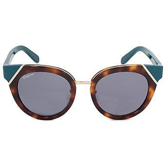 Salvatore Ferragamo Round Sunglasses SF835S 253 51