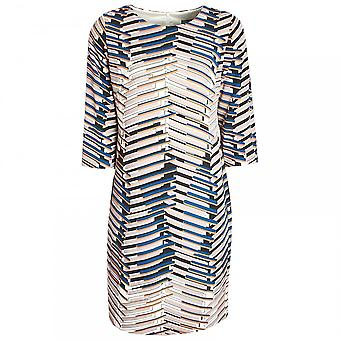 Michaela Louisa Long Sleeve Printed Dress