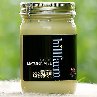Hillfarm Farmhouse Garlic Mayonnaise