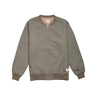 Rhythm Flight Jacket in Olive