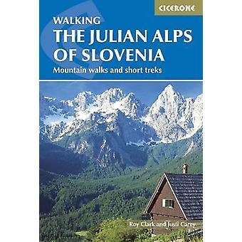 De Julische Alpen Slovenië - bergwandelingen en korte Treks (2de Revi