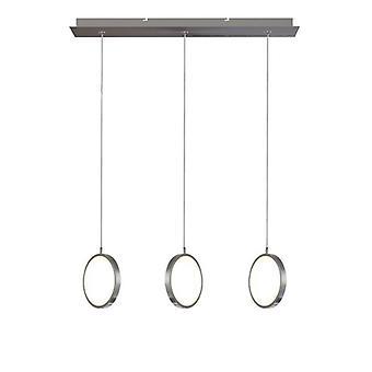 Modern LED Pendant Lamp Chandelier Ceiling Light Living Room 3 Pendant Light NEW