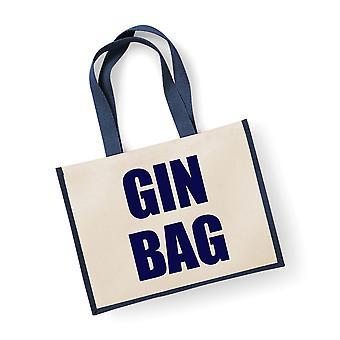 Sac de mare bleumarin sac de gin