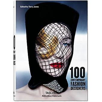 100 Contemporary Fashion Designers by Terry Jones - 9783836557245 Book