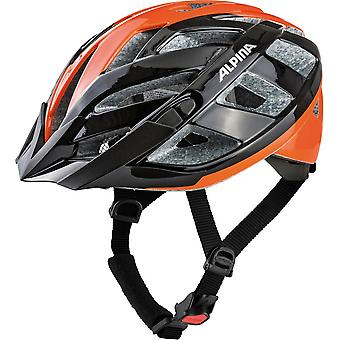 Alpina p Granny 2.0 bike helmet / / black/orange