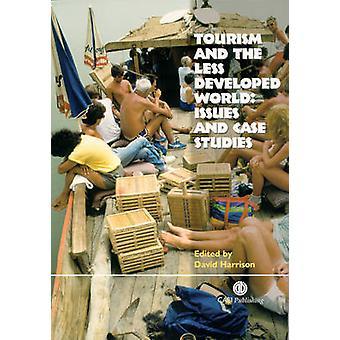 Turism och mindre utvecklade världen av D. Harrison - 9780851998305 B