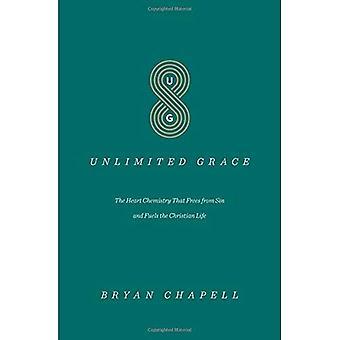 Ubegrenset antall Grace: Hjertet kjemien som frigjør fra synd og brensel Christian Life