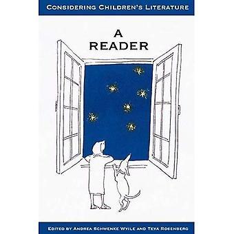 Compte tenu de la littérature enfantine: un lecteur