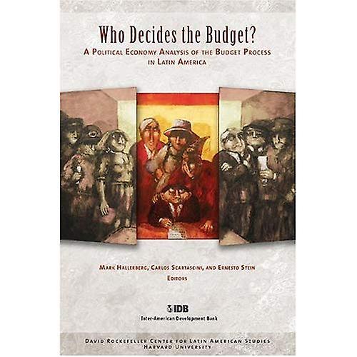 Who Decides the Budget? (David Rockefeller/ Inter-American Development Bank)