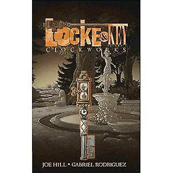 Locke & belangrijke deel 5: Clockworks (Locke & sleutel
