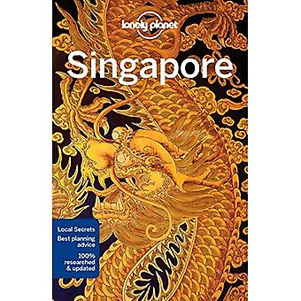 Lonely Planet Singapore - Travel Guide (Paperback)