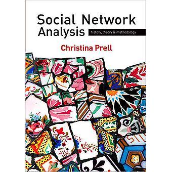 Sosiaalisen verkoston analyysi - historia - teorian ja menetelmän Christin