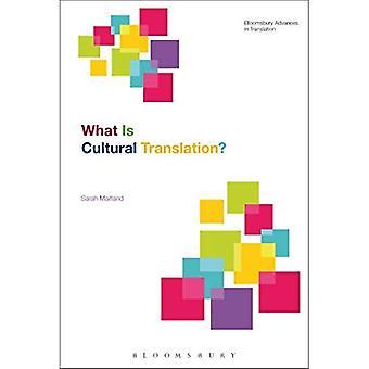 Che cosa è traduzione culturale? (Bloomsbury avanza nella traduzione)