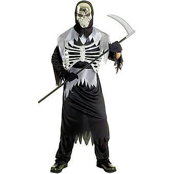 Skull Halloween Adult Costume
