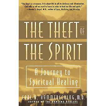 Theft of the Spirit A Journey to Spiritual Healing by Hammerschlag & Carl A.