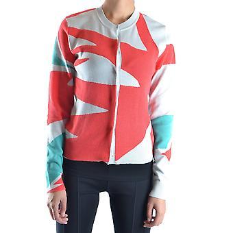 Kenzo Ezbc013003 Women's Multicolor Cotton Cardigan