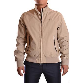 Aspesi Ezbc067047 Men's Bege Nylon Outerwear Jacket