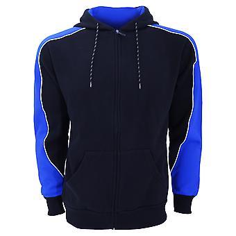 Formula Racing Mens Clubman Full Zip Hooded Jacket / Hoodie