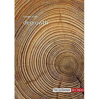 Degrowth by Giorgos Kallis - 9781911116806 Book
